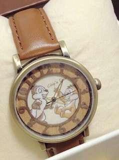 (日本代購)Chip n dale限定手錶