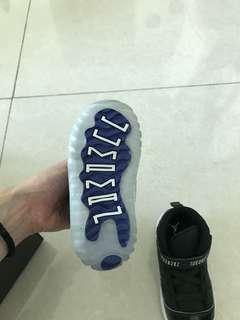 Nike Jordon shoes, 90% new