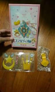 Cardcaptor sakura camera clip lens & phone sticker