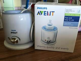 Philip Avent baby bottle & food warmer