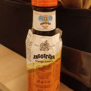 Angostura orange bitter new 100ml