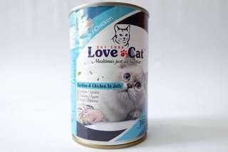Love Cat Sardine & Chicken
