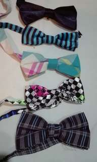 5 for 100php Bow ties