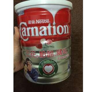 雀巢三花 Carnation - 柏齡健心高鈣較低脂奶粉 800克