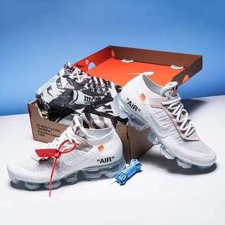 Offwhite x Nike Vapormax Virgil Abloh