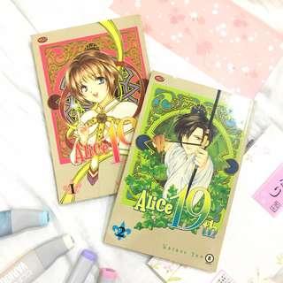 Komik Alice 19th seri 1-7 TAMAT