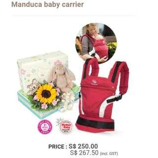 Manduca Baby Carrier - RED
