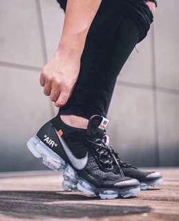 Nike Vapormax Virgil Abloh X offwhite