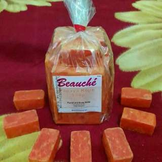 Papaya Kojic soap