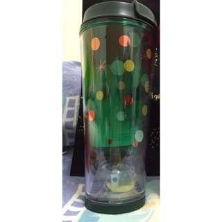 STARBUCKS Christmas tumbler