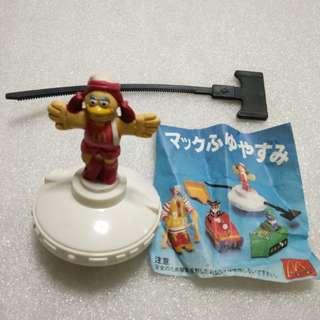 McDonald's 麥當勞 1994年絕版 小菲菲陀螺 玩具