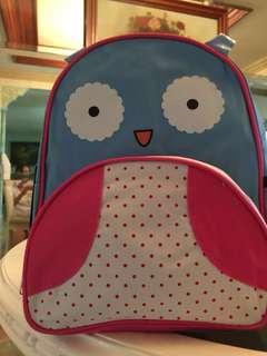 Little Owl Backpack (FREE SHIPPING WITHIN METRO MANILA)