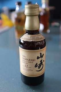 Yamazaki Single Malt Whisky 12 years