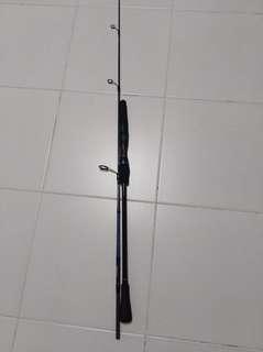Daiwa fishing rod 2pc