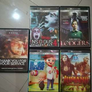 DVD Copy 3 pcs for Php50.00