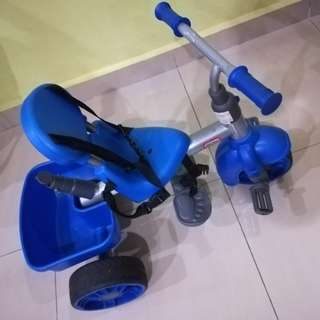 Kids Tricycle (Full set with accessories)