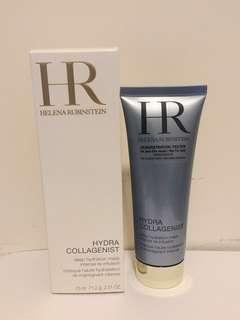全新HR Hydra collagenist mask 保濕面膜75ml Helena Rubinstein