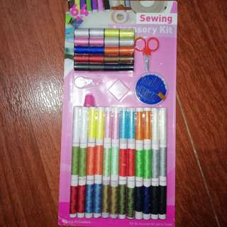 64-piece Sewing Accessory Kit