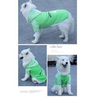DP雜貨鋪 寵物衣服 加絨大中型犬衛衣兩腳衣 大狗衣服 黃金獵犬/拉布拉多/哈士奇/鬆獅