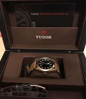 Tudor Heritage Black Bay 36