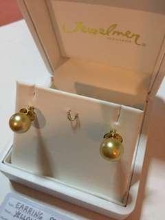 Jewelmer pearl earrings