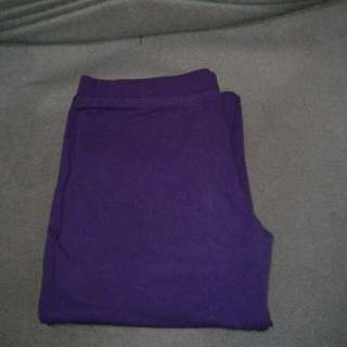 Stretchable and Comfortable Violet Leggings