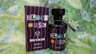 The Body Shop Black Musk EDT