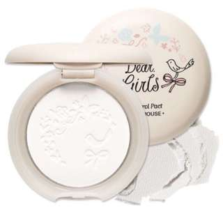 Etude House Oil-Control Translucent Powder Pact