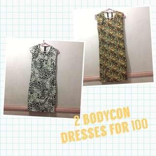 2 Dresses for 100