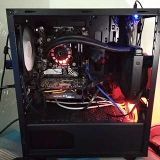 intel gaming desktop