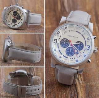 MONT BLANC Watches!! Brand New!! For Man!!!