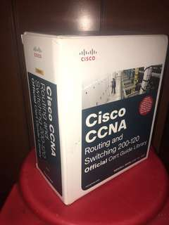 Cisco CCNA Routing & Switching 200-120
