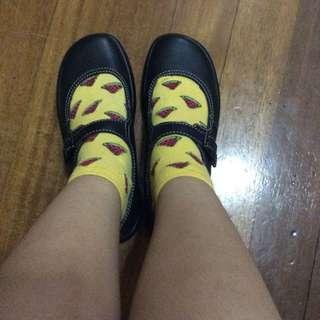 Doc Martens Airwair School Shoes