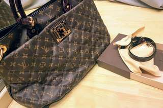 Limited Edition GM Louis Vuitton Tote Bag