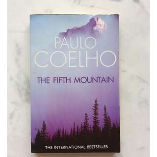 The Fifth Mountain by Paul Coelho