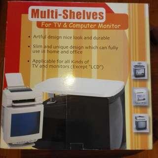 Multi Shelves for Tv & PC