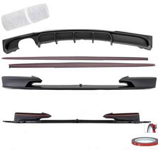 BMW F30 M Performance add on Aero bodykit set - PP