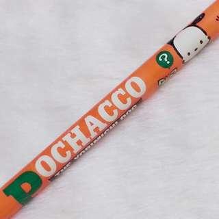 1994年絕版 Pochacco PC狗 公仔圖案 HB 木鉛筆