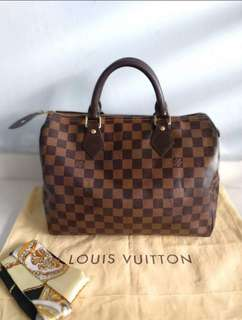 Authentic Louis Vuitton Bag Repriced