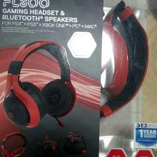 Gioteck FL300 Gaming Headset
