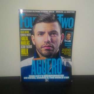 FOOTBALL FourFourTwo May 2014