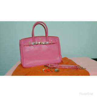 HB Togo 30cm candy pink