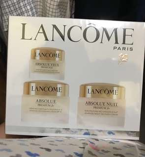 Lancome Absolue Premium Set