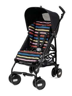 Peg Perego Pliko Mini Stroller Neon