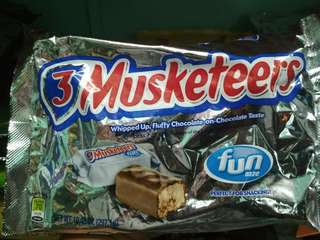 Musketeers Fun size (297.1g)