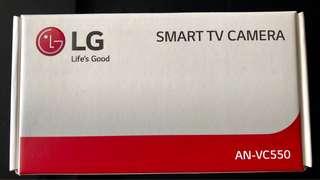 LG Smart TV camera AN VC 550