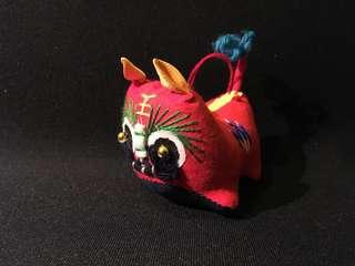 中國紅福虎