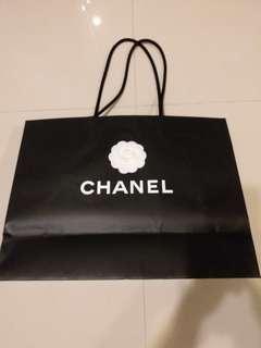 Chanel 紙袋 Chanel Paper bag