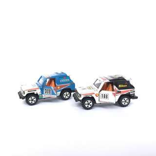 Tomica Mitsubishi Pajero Collectable Car