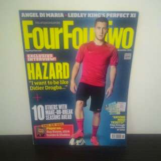 FOOTBALL FourFourTwo November 2014